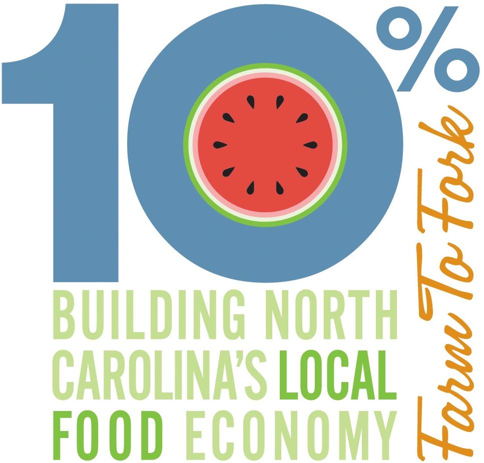 NC 10 Percent logo