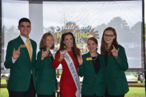 Cover photo for Guilford County 4-H'ers Wow at the 150th Anniversary of the NC State Fair