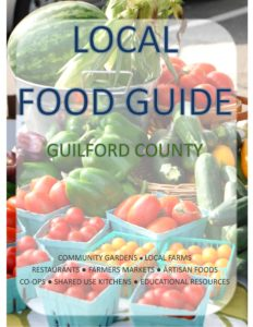Cover photo for Local Food Guide!