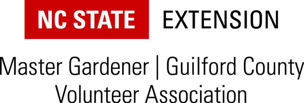 NC State Extension Master Gardener Guilford County Volunteer Association logo