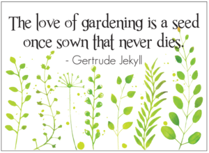 Cover photo for 17th Annual Gardening Gala & Seminar Registration Starting June 28th