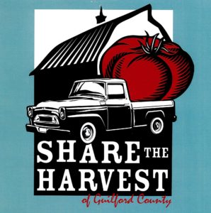 Cover photo for Share the Harvest Donations Welcome
