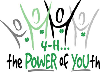 4-H the Power of Youth graphic