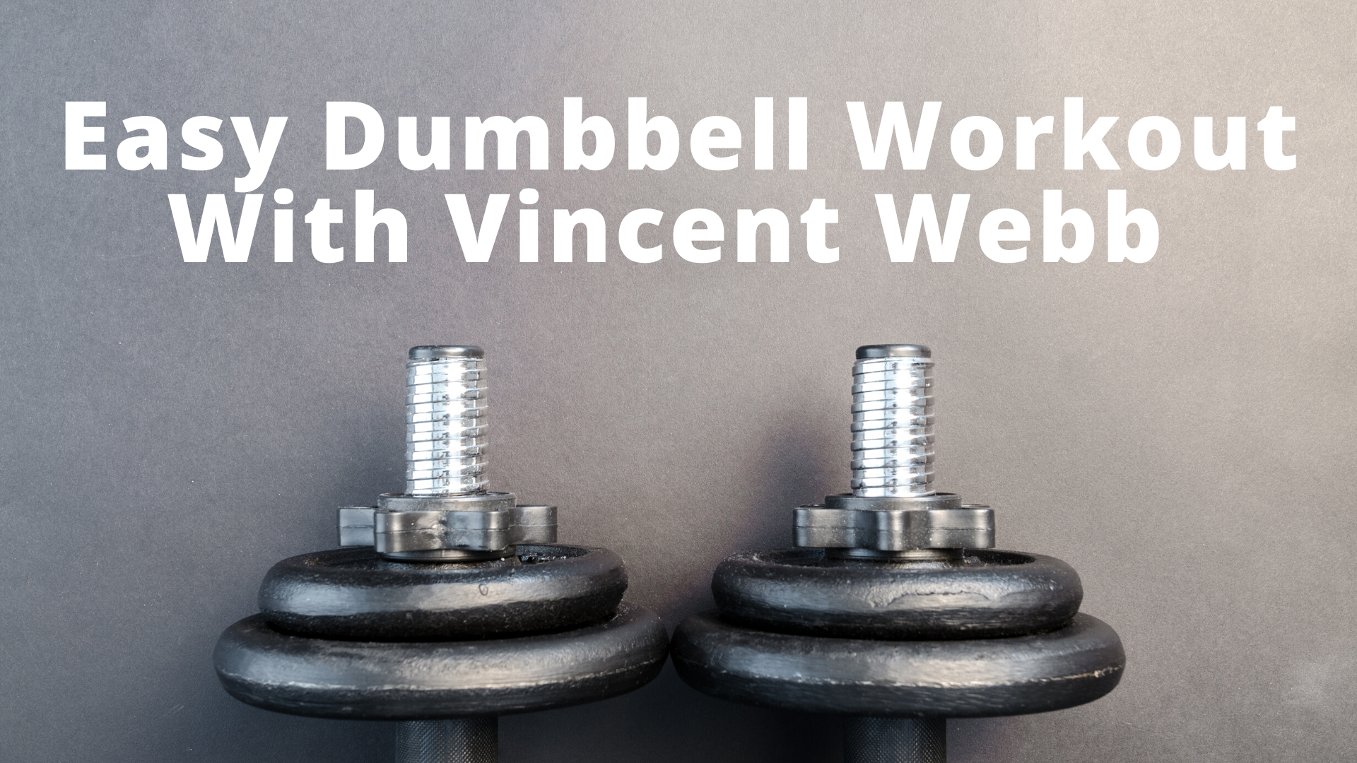 Easy-Dumbbell-Workout