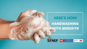 Handwashing With Meredith