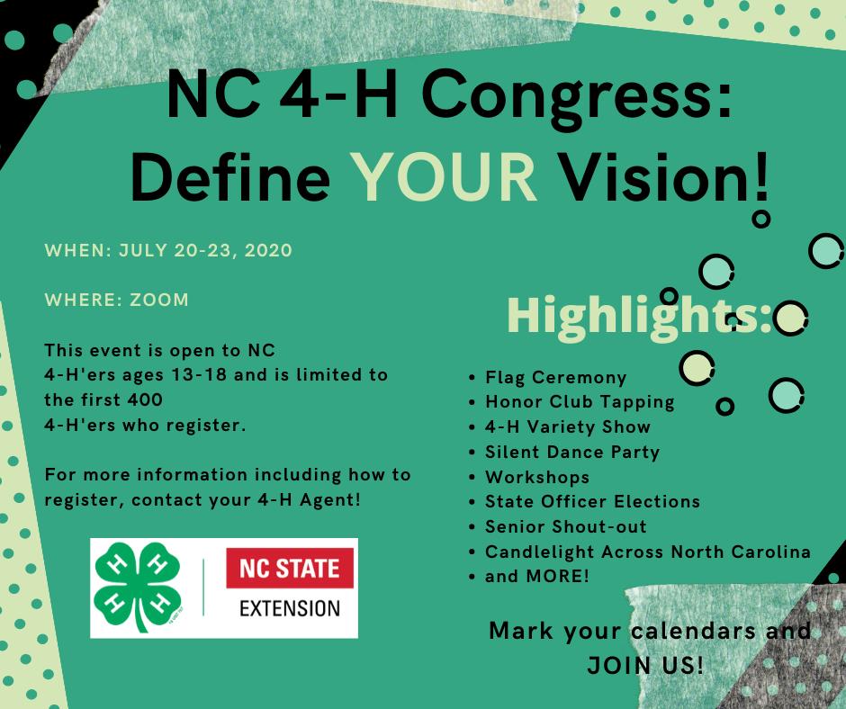 congress flyer