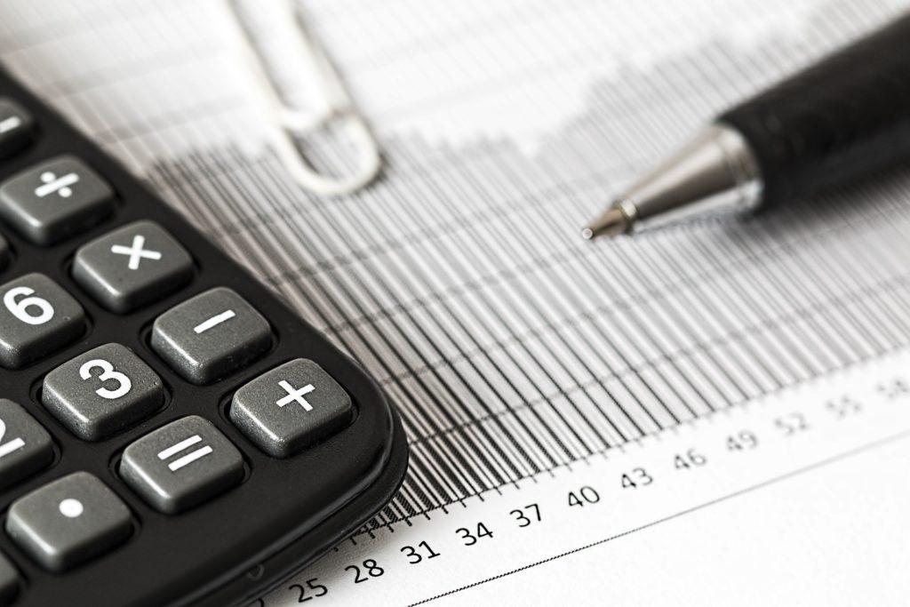 financial paperwork