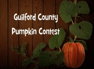 Cover photo for Guilford County Pumpkin Contest