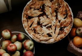 Apple Pie Leather