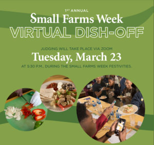 Cover photo for NC A&T Small Farms Week Youth Dish-Off Competition!
