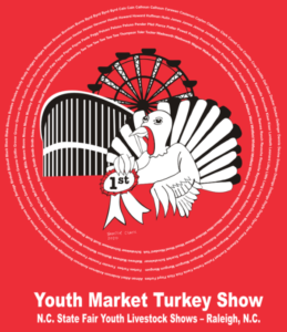 Cover photo for Youth Market Turkey Show - Registration Coming Soon!
