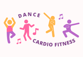 Cover photo for Dance Cardio Fitness